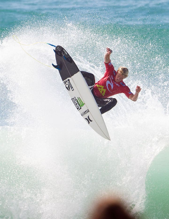 Prancha de Surf Bastard - John J. Florence