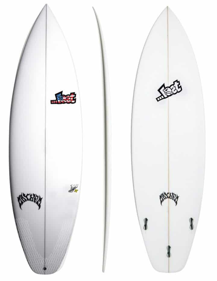 Prancha de Surf Sub Scorcher 2 - Hip Squash