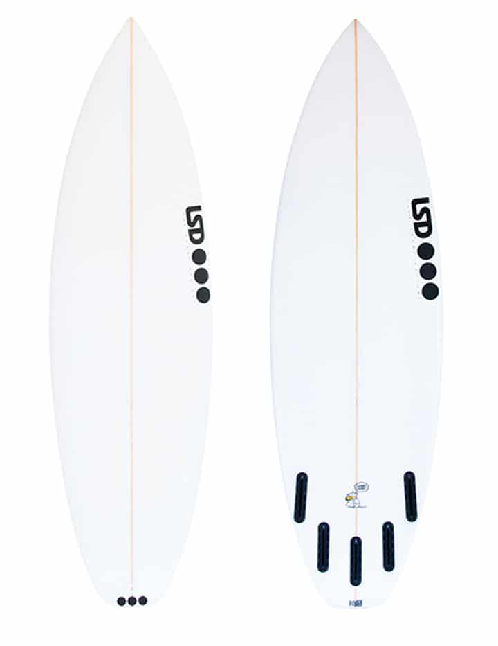 Prancha de Surf Chubby Chedda