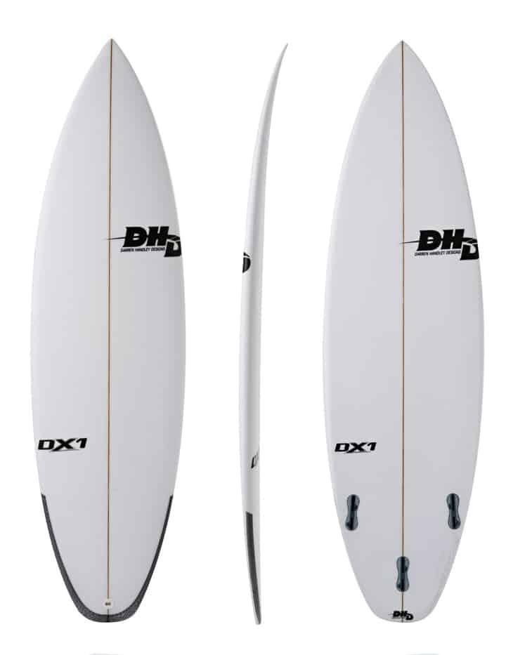 Prancha de Surf DX1 Jack Freestone