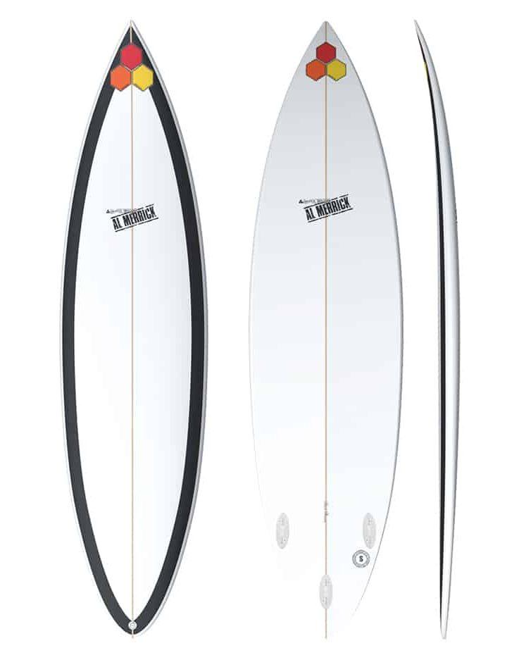 Prancha de Surf Black Beauty