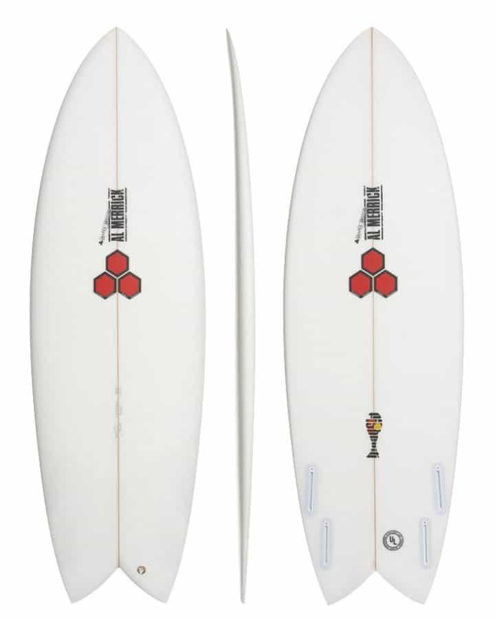Prancha de Surf The Fishcuit
