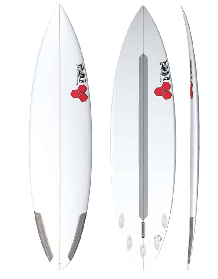 Prancha de Surf Taco Grinder