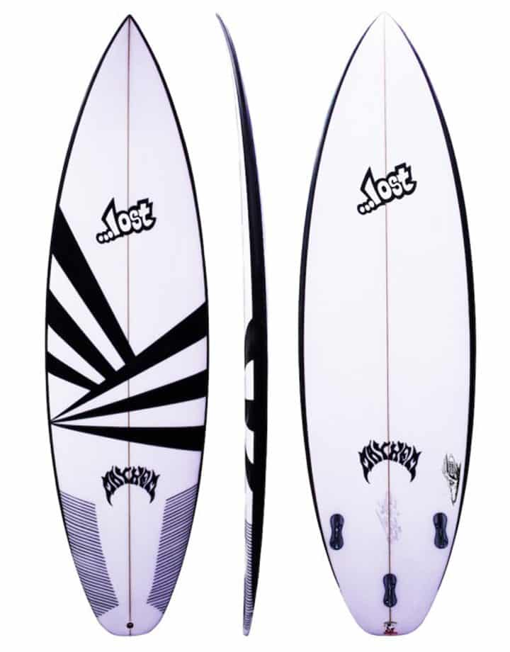 Prancha de Surf Pocket Rocket