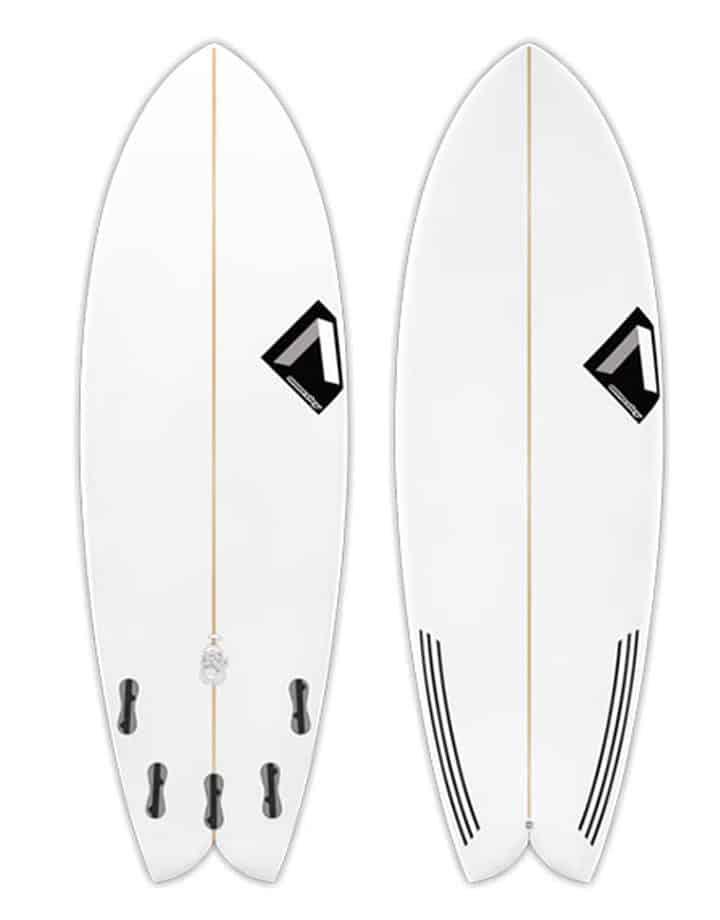 Prancha de Surf Flying Fish