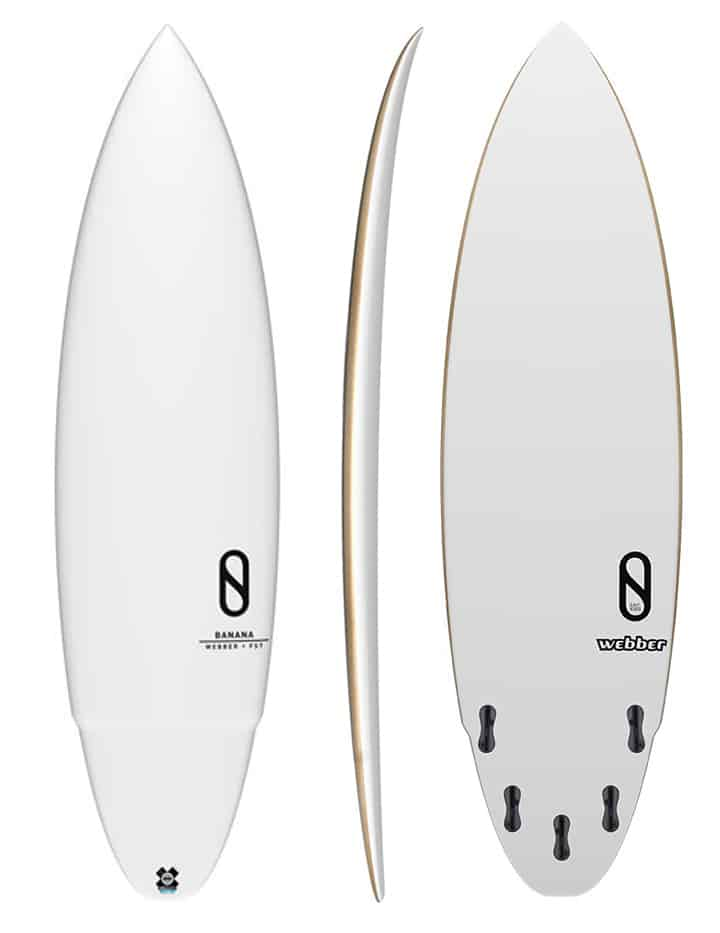 Prancha de Surf Slater Omni