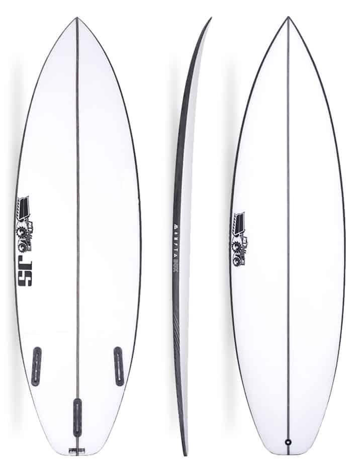 Prancha de Surf Monsta Box - Squash