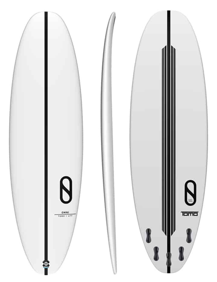 prancha de surf slater omni prancha nova