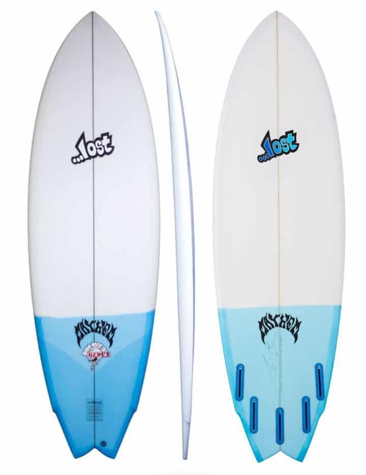 Prancha de Surf Round Nose Fish Redux