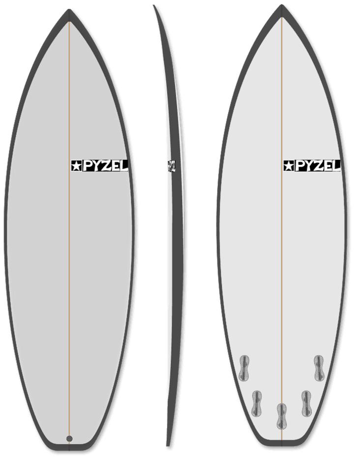 Prancha de Surf Nugget