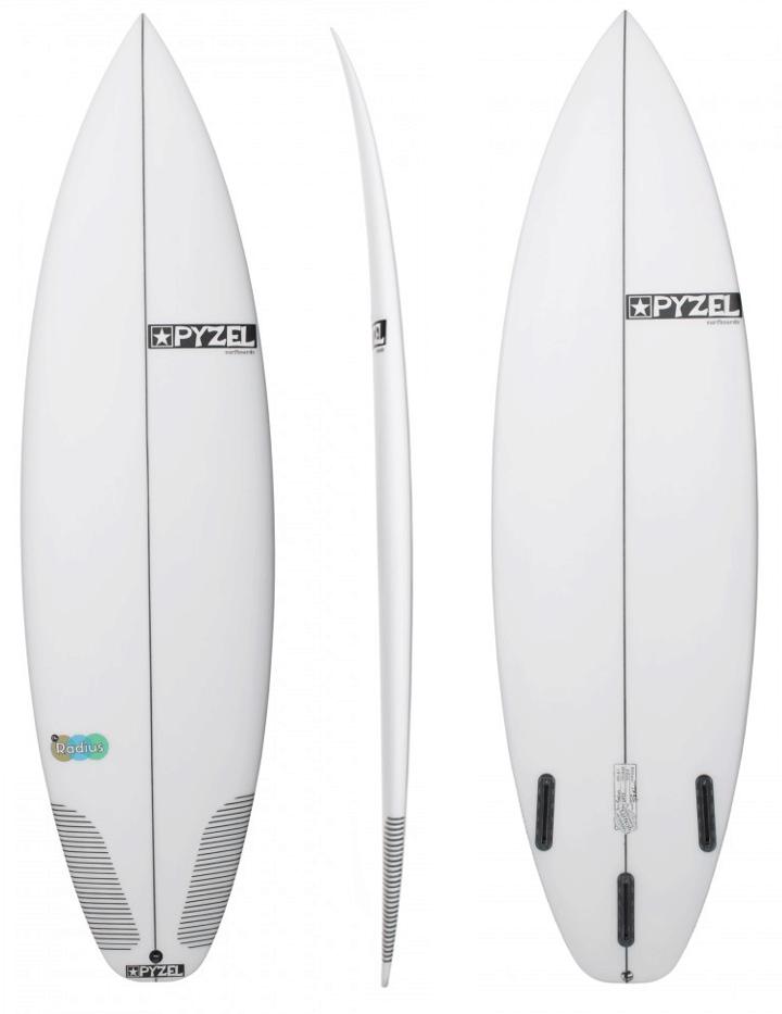 Prancha de Surf Radius