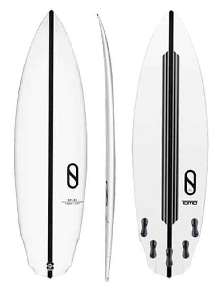 Prancha de Surf Slater Sci-Fi