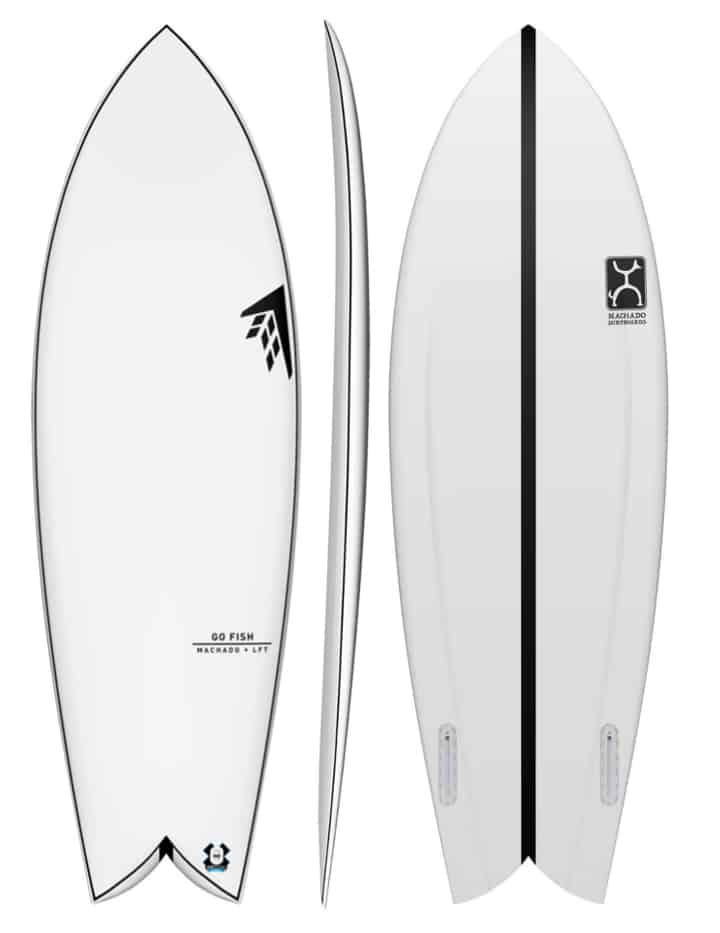 Prancha de Surf Go Fish