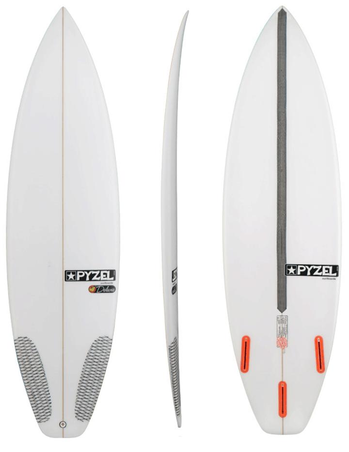 Prancha de Surf Deluxe