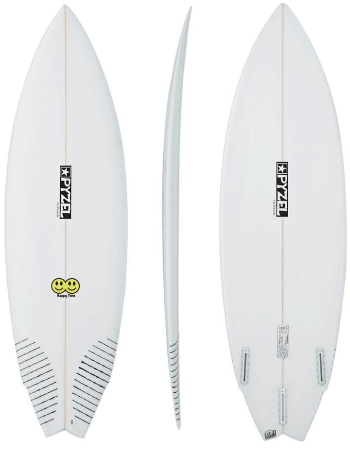 Prancha de Surf Happy Twin