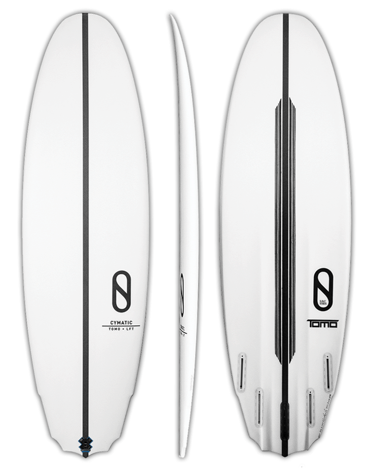 Prancha de Surf Slater Cymatic