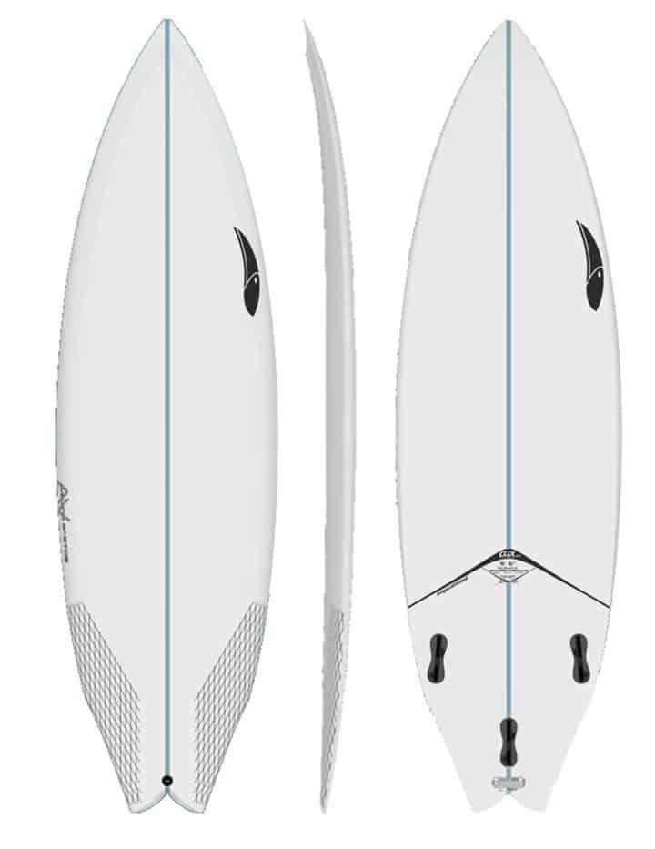 Prancha de Surf Ousada