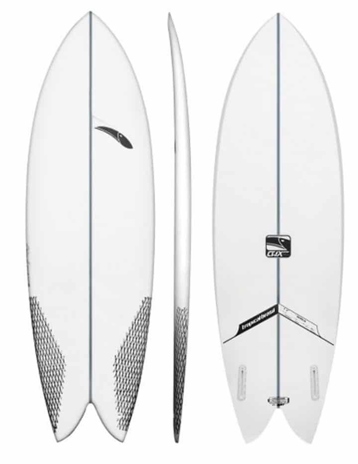 Prancha de Surf Sereia
