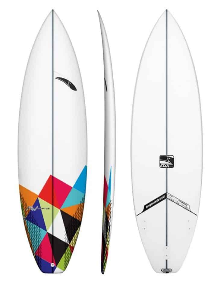 Prancha de Surf Vitaminada