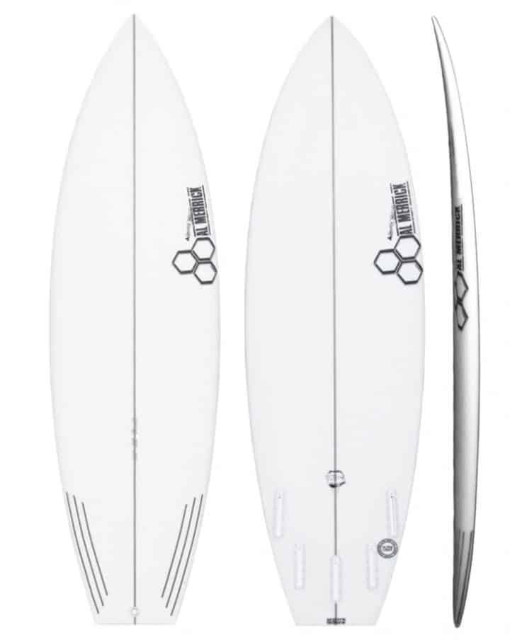 Prancha de Surf Neck Beard 2