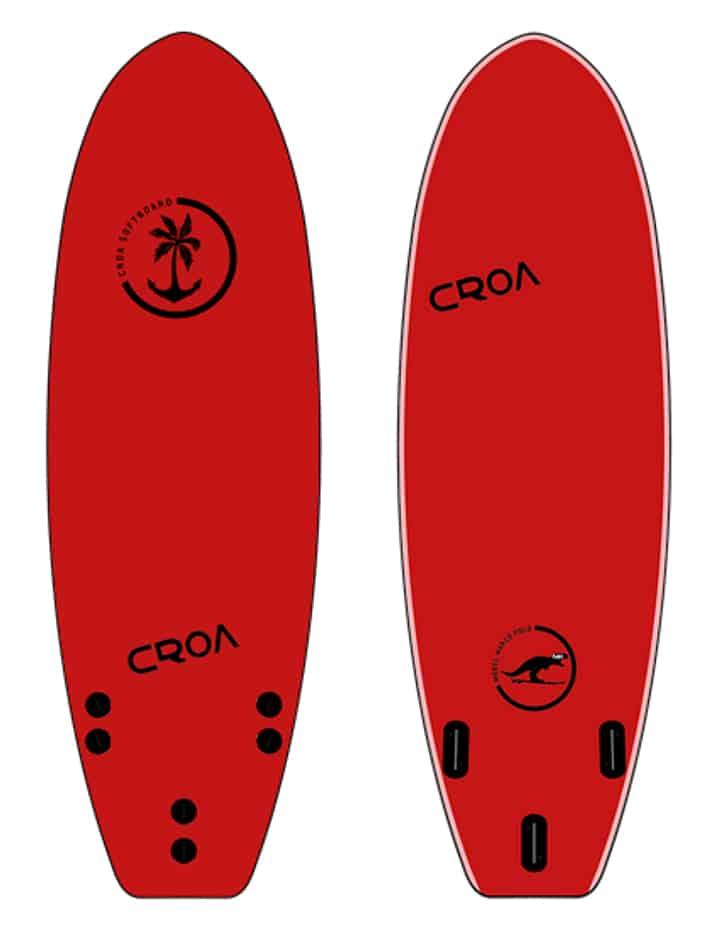 Prancha de Surf Marco Polo 5'6