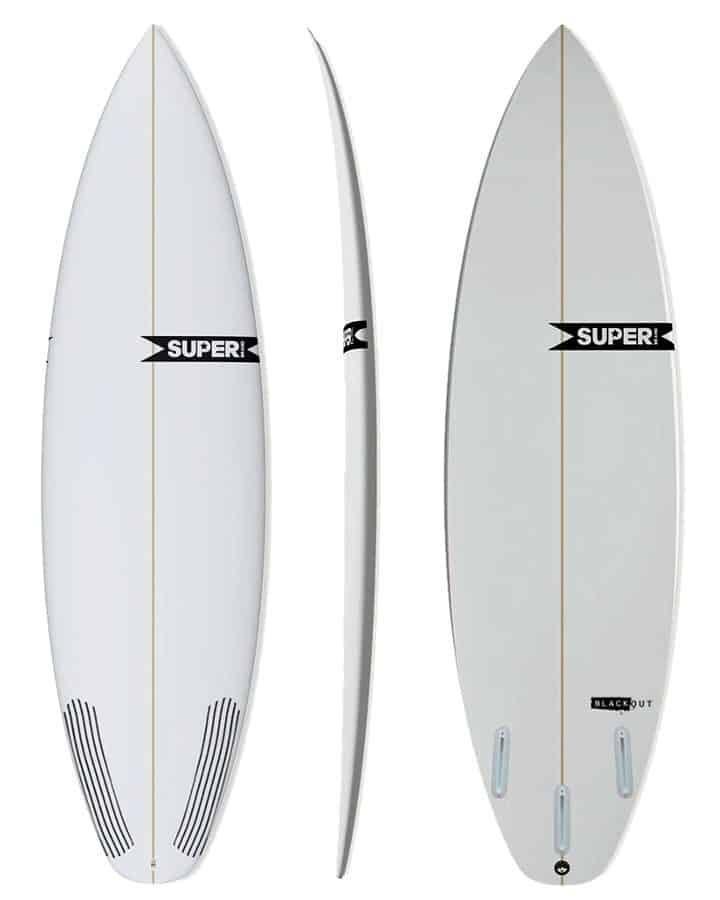 Prancha de Surf Blackout