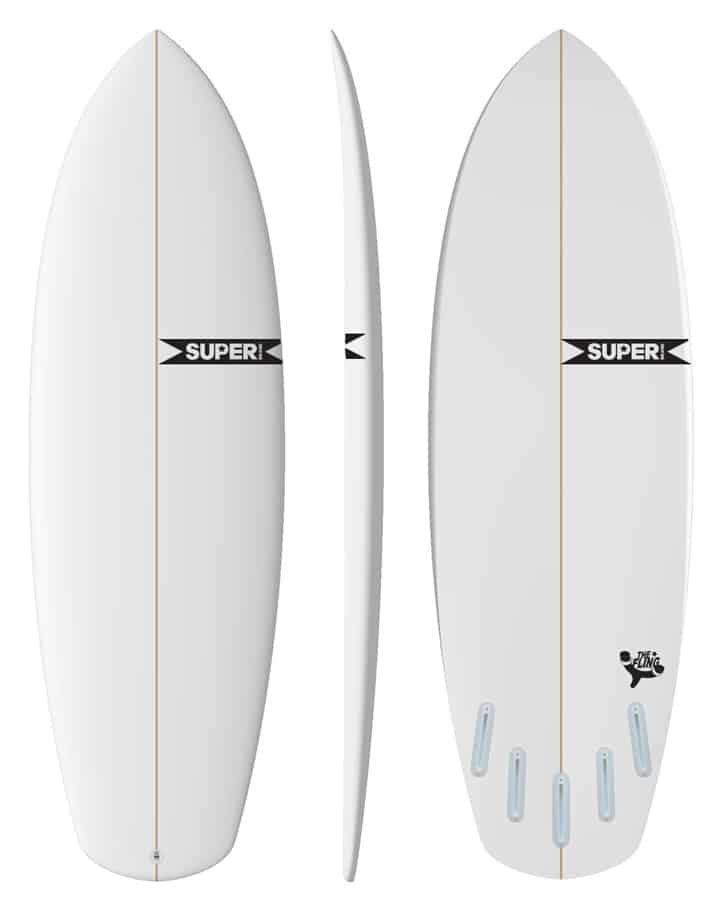 Prancha de Surf Fling
