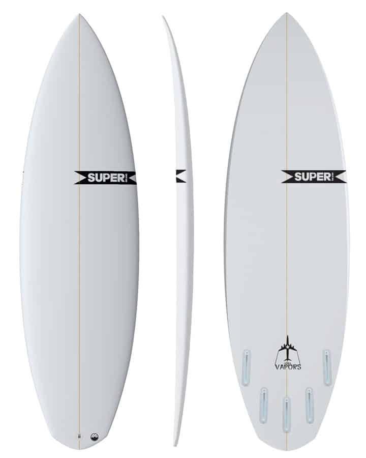 Prancha de Surf Vapors