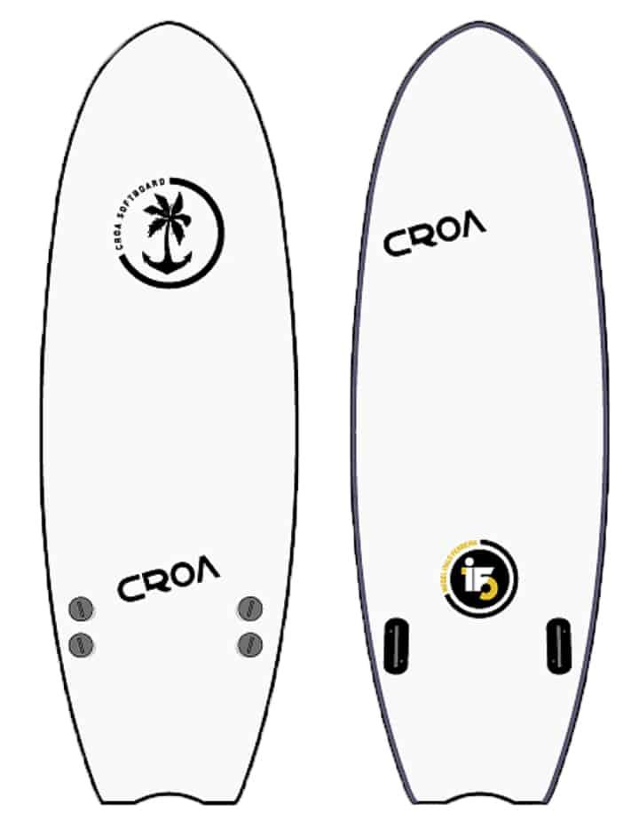 Prancha de Surf Italo Ferreira 5'0