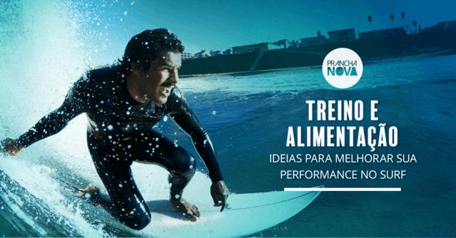 Dicas de treino e alimentação para preparação no surf