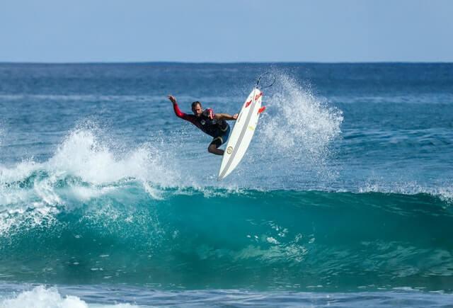 Dicas para dar aéreo no surf