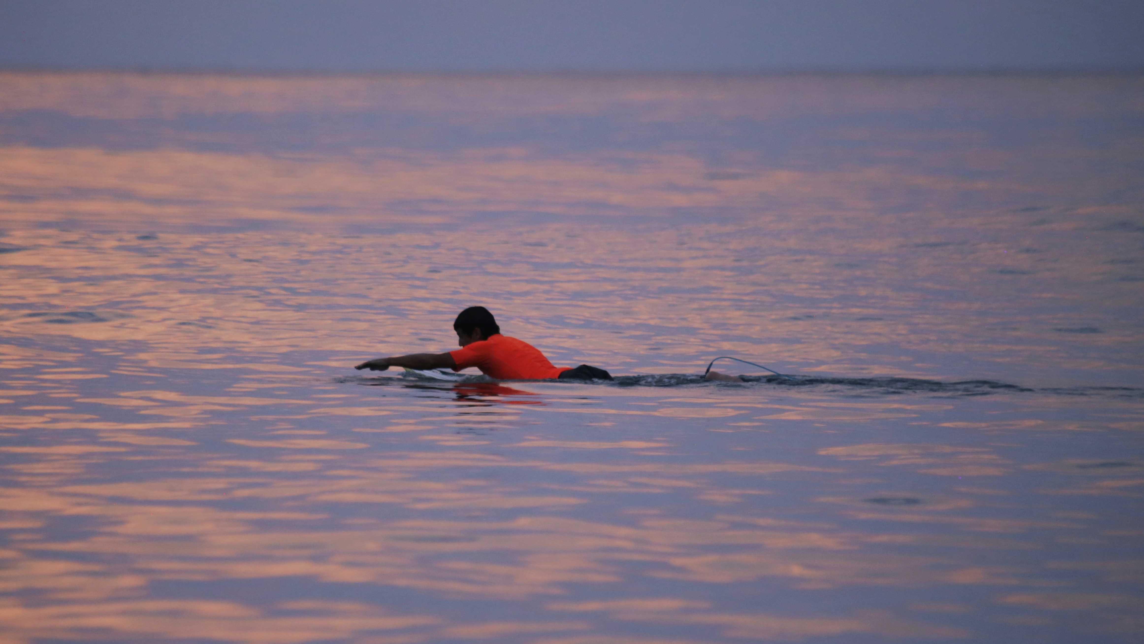 remada surfista